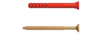 Анкерный дюбель 8х60 - дюбель для крепления цокольного профиля